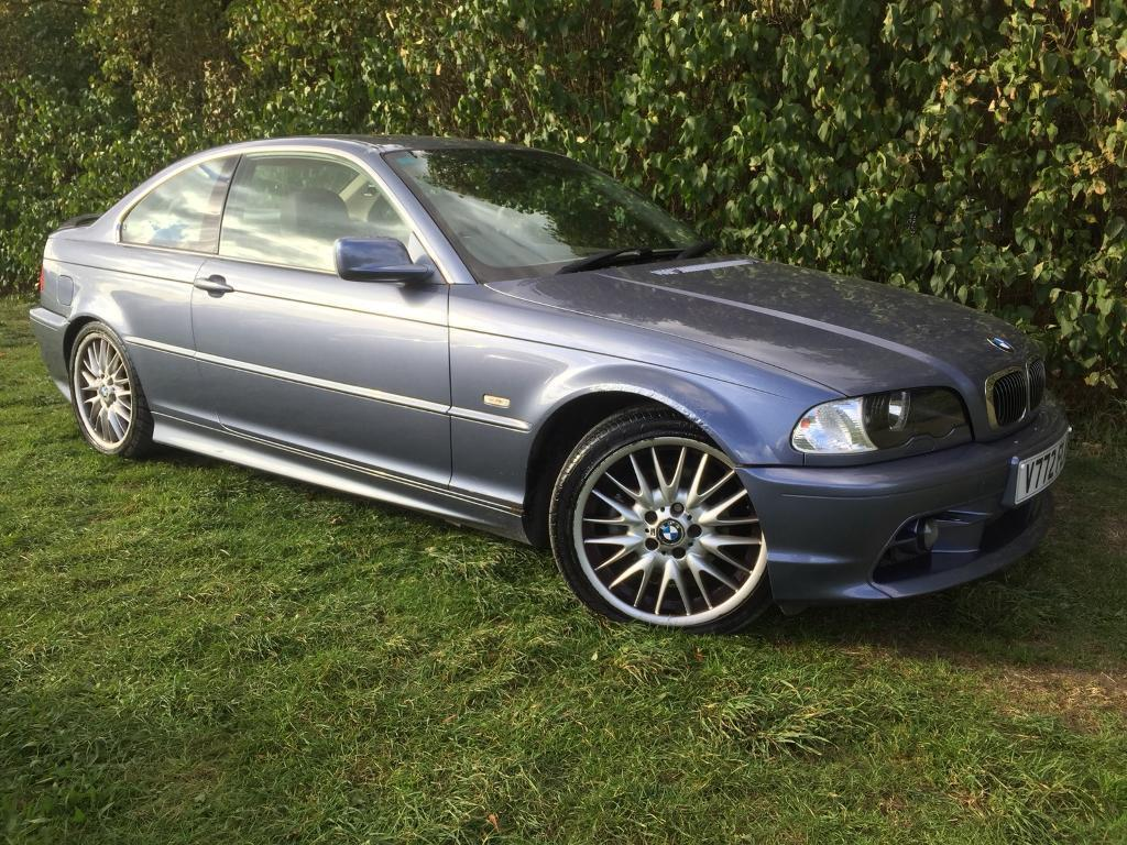 AUTOMATIC BMW 328 - 1 YEARS MOT - LEATHER - GROUND EFFECT KIT - NICE