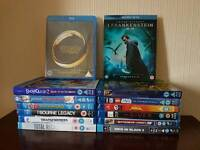 14 Blu-ray Bundle - Brand New