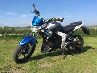 Lexmoto venom 125cc moped