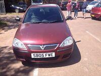 Vauxhall Corsa blown head gasket