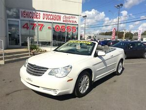2008 Chrysler Sebring Touring Convertible 141 812 Km