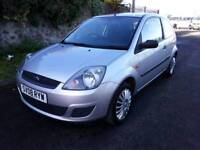 Ford Fiesta 2008, 1.2, Full service history