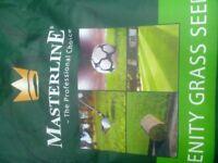 20kg sacks of grass seed
