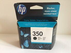 HP 350 Black Ink for HP DESKJET, HP OFFICEJET and HP PHOTOSMART