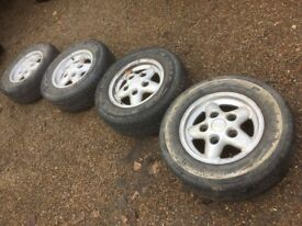 Landrover discovery alloy wheels 4x4