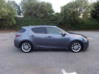Lexus Ct 200h 200h Premier 5dr Auto Electric Hybrid 0% FINANCE AVAILABLE