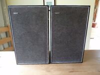 Vintage Goodmans Mezzo SL Hi Fi Speakers