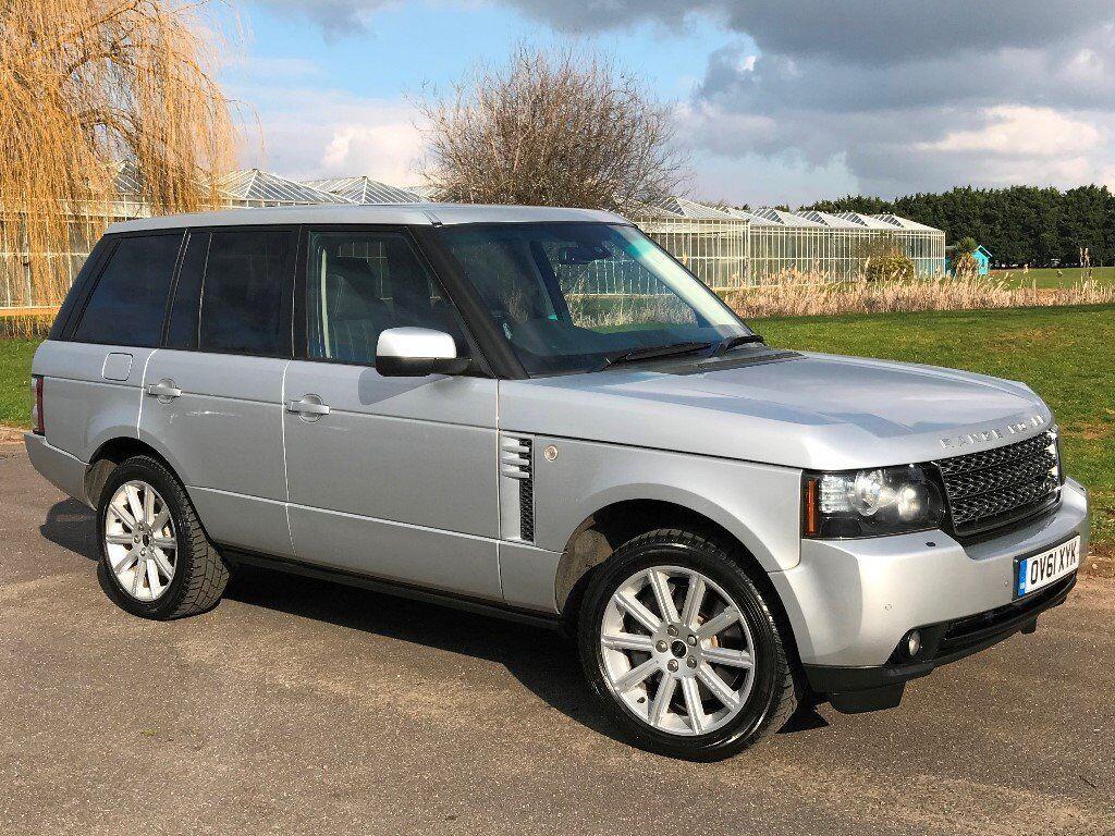 Land Rover Milford >> 2012 RANGE ROVER VOGUE SE 4.4 TDV8 DIESEL 313 BHP ...