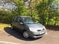Renault Scenic 2007 - Full Service History - Ultimate Family Car