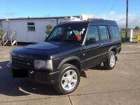 2004 Land Rover Discovery ES Premium TD5SA Full Year MOT