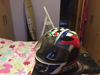 AGV Demon Motorcycle Helmet - Super condition £70