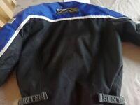 Hunter cordura jacket