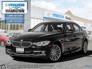 2015 BMW 328I 1 Owner, Accident Free, Non Smoker, Navigation