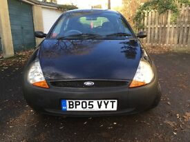 2005 Ford Ka 1.3 cheap little car with Mot ,and Tax