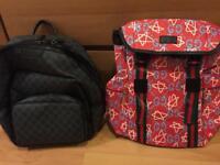 Gucci backpack. Mens Gucci bag