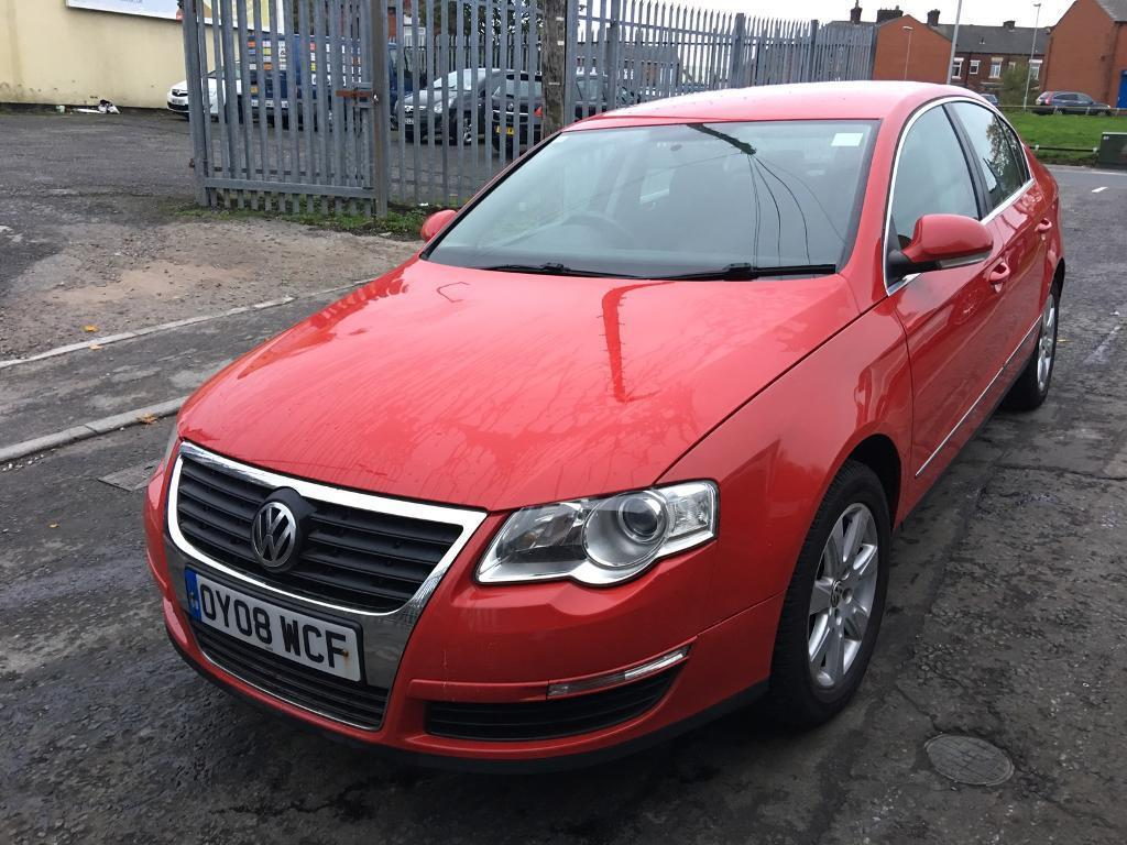 2008 VW Passat 1.9 TDI SE 105BHP, Good Reliable Car, Family Owned Last 10 Years!