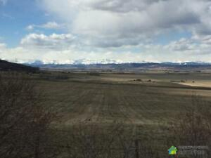 $349,900 - Land to be developed for sale in M.D. of Foothills