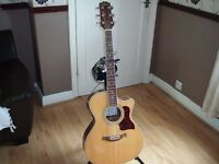 Turner TGC42ce electro acoustic guitar