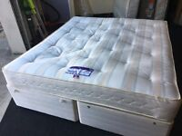 SLEEPMASTERS SUPER KINGSIZE mattress (FREE DELIVERY)
