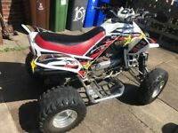 Quadzilla Dinli Sport 450cc Road Legal Quad Raptor Full MOT This Isnt Yahaha Polaris Or Adly