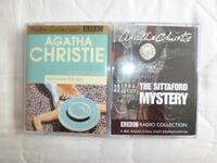 AGATHA CHRISTIE BBC AUDIO CRIME CASSETTES