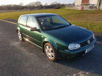 VW Golf V6 4Motion 2.8