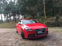 AUDI TTS Coupe 2.0 TFSI for sale - getting new car, needs to go