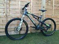Boardman team FS full suspension Enduro/Downhill bike, HIGH SPEC, UPGRADED, DEORE