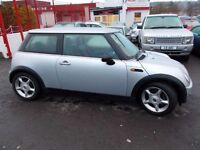 MINI COOPER*IMMACULATE CONDITION FOR YEAR*FULL SERVICE HISTORY*MEGALOW MILEAGE**GREAT LOOKER*NEW MOT