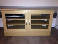 TV Unit fits up to size 47inch TV pick up only