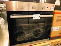 Indesit built in electric oven, New with manufacturers warranty, ready to collect or deliver
