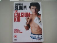 ORLANDO BLOOM DVD - CALCIUM KID - (Kirkby in Ashfield)