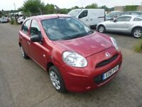 NISSAN MICRA - EO61PVD - DIRECT FROM INS CO