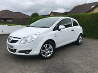 LOW MILES - Vauxhall Corsa 1.0 i ecoFLEX 12v Energy 3dr (a/c) - CHEAP ROAD TAX - £30