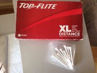 **MAY BANK HOLIDAY SUPER DEAL** TOP FLITE XL DISTANCE GOLF BALLS (bought from USA)