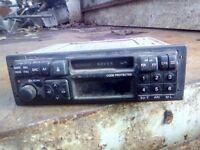 Rover car radio