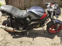 SOLD SOLD SOLD DNA 125 spares or repairs £150 no offers