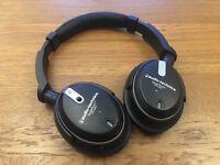 Audio Technica QuietPoint Noise Cancelling Headphones ANC7 Plus case swap PS3
