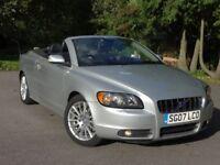 Volvo C70 Automatic CHEAP! Convertible Coupe, auto cabriolet, 2.4 SE not audi mercedes bmw honda