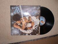 Vintage 1970's Vinyl LP - Boney M 'Night Flight to Venus'