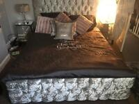 Bed frame for sale king size