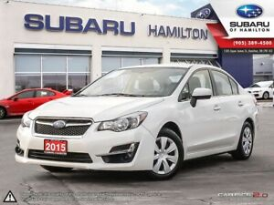 2015 Subaru Impreza 2.0i LOW KM | CONVENIENCE PACKAGE | NO AC...