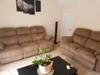 sofaworks ontario 3+2 seater recliner sofas