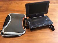 Panasonic Portable DVD/CD Player