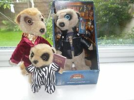 MEERCATS OF THE TV ADS