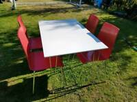 House by John Lewis Table & 4 Chairs