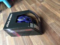 Raleigh bike helmet size 58-62cm