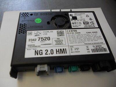 Corvette C7 HMI Module Multimedia New Infotainment OEM 23427520