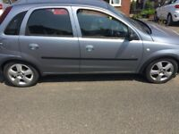 Vauxhall Corsa 2004 (low mileage)