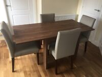 Next Table & Chairs & Sideboard